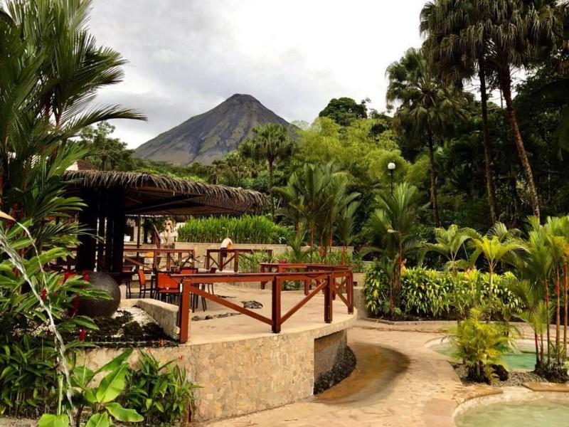 Tabacon Grand Spa Thermal Resort - Provincia de Alajuela, Costa Rica