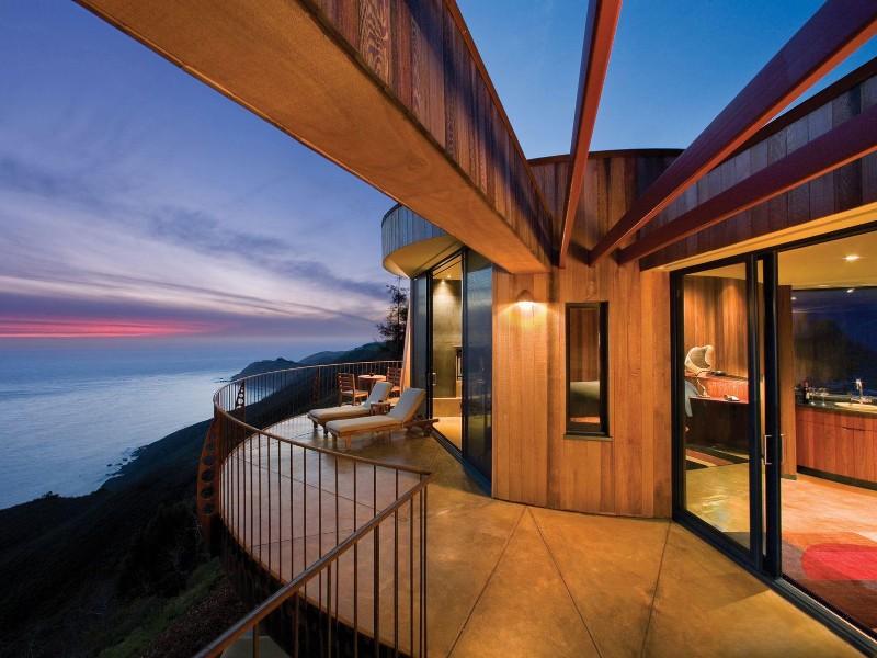 Post Ranch Inn - Big Sur, California
