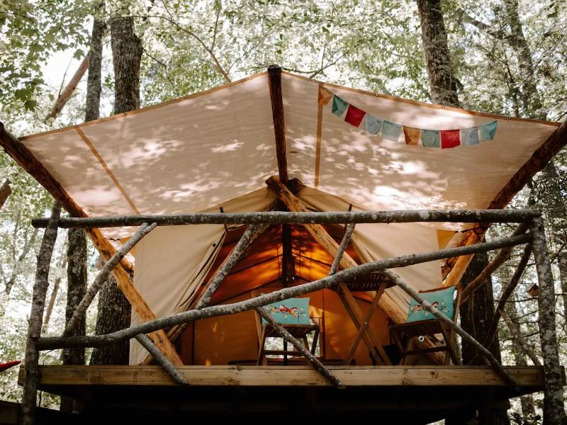 Canopy Ridge Safari Tent