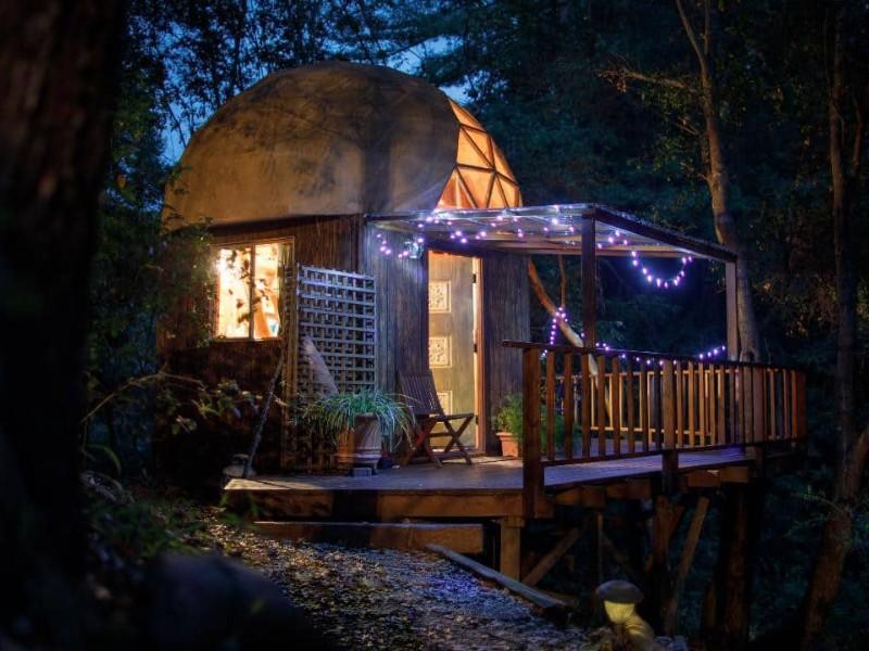 The Mushroom Dome Retreat