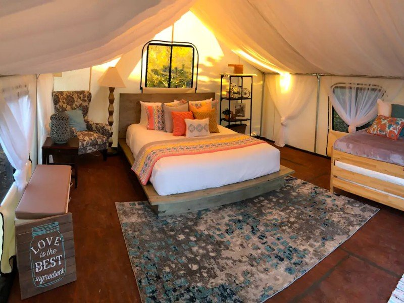 Zion & Bryce Glamping