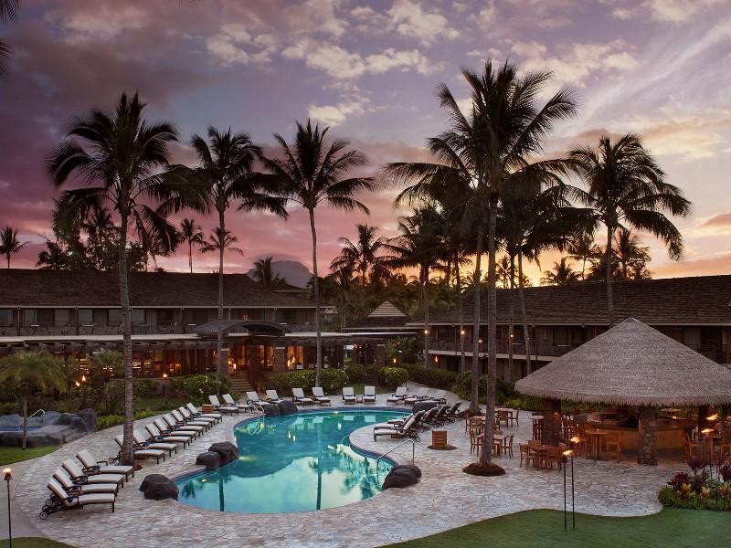 Koa Kea Hotel & Resort - Kauai, Hawaii