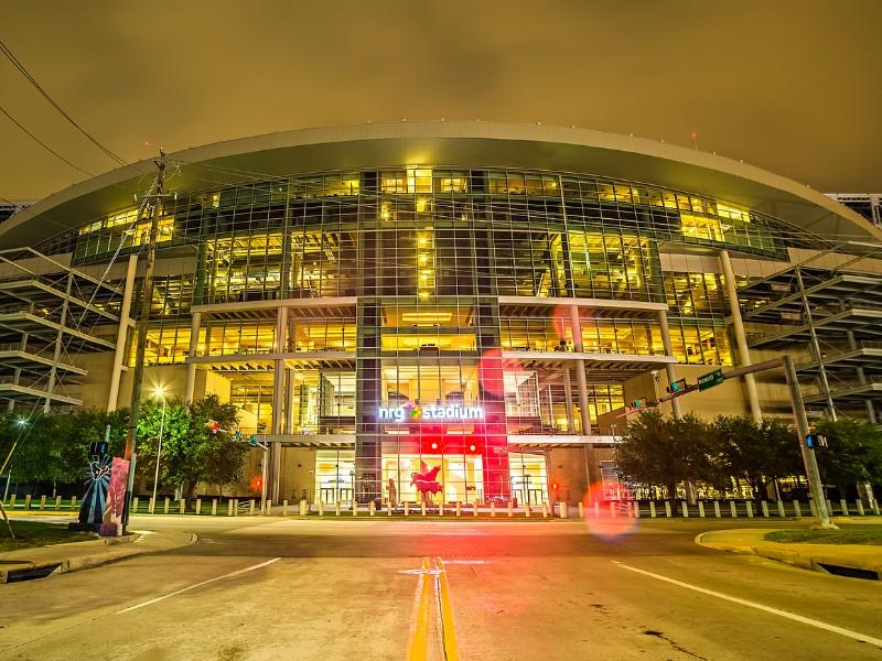 Houston Texas NRG Football Stadium