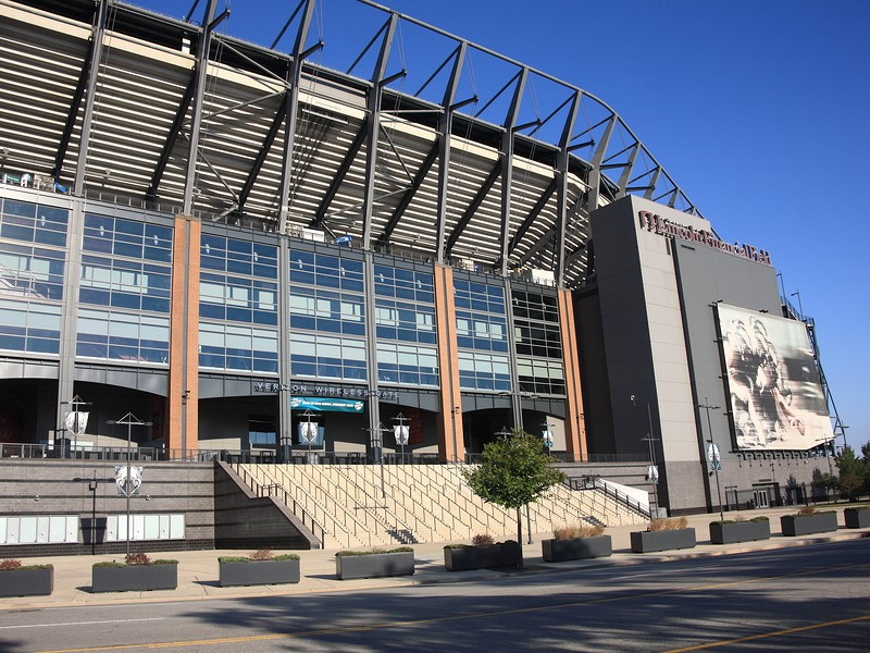 Lincoln Financial Field, home of the NFL Eagles