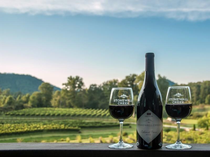 Stonewall Creek Vineyards