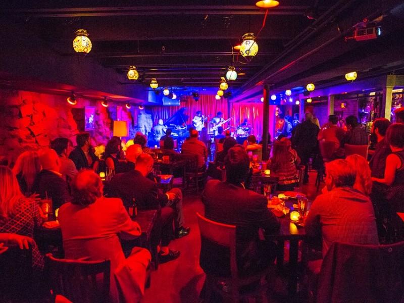Music at Rudy's Jazz Room