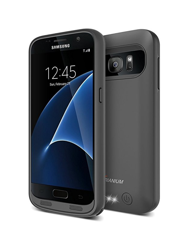6 Best Samsung Galaxy S7 Battery Cases On Amazon Trips To Discover