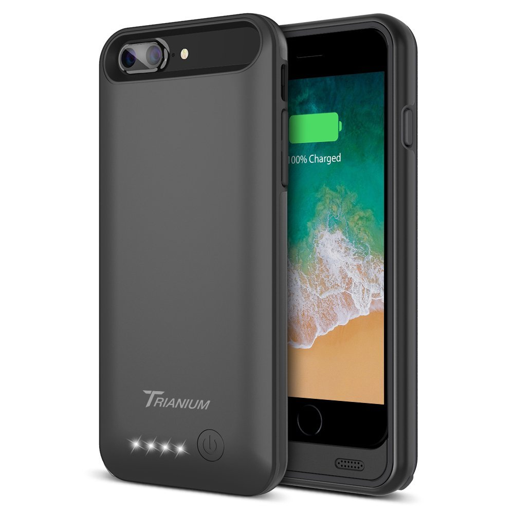 7 Best Battery Cases For Iphone 7 8 Plus On Amazon Trips To Discover