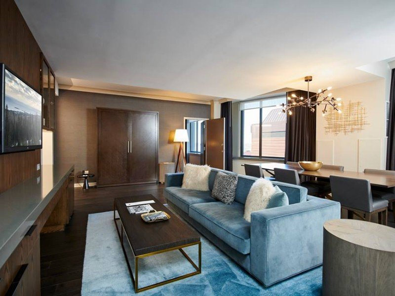 Suite at Loews Minneapolis Hotel