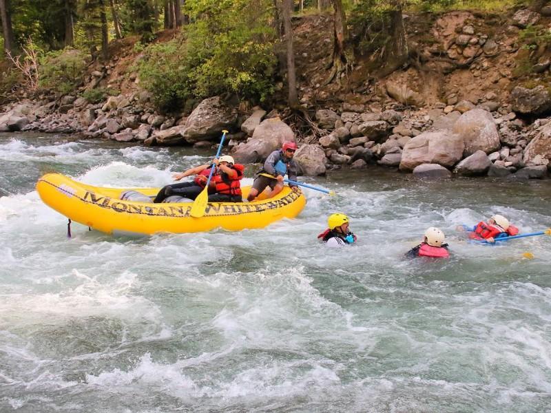 Montana Whitewater Rafting