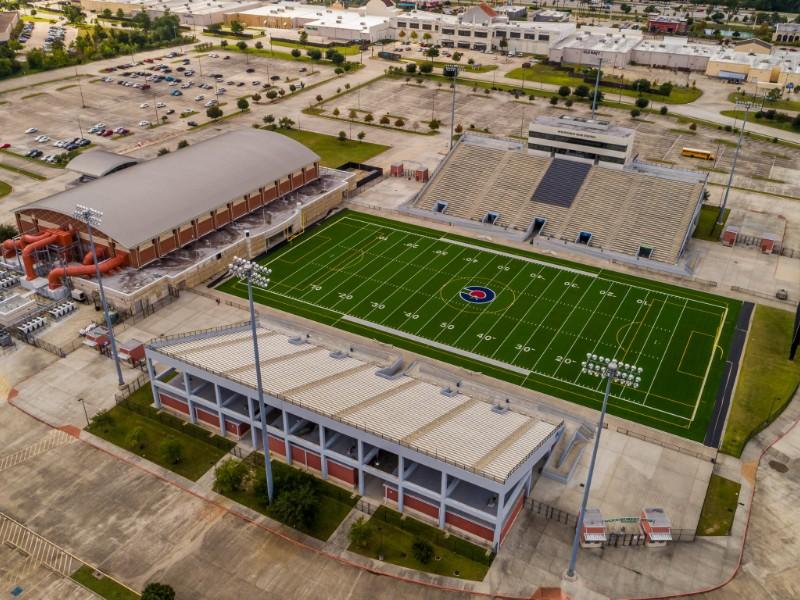 Woodforest Bank Stadium, Shenandoah, Texas