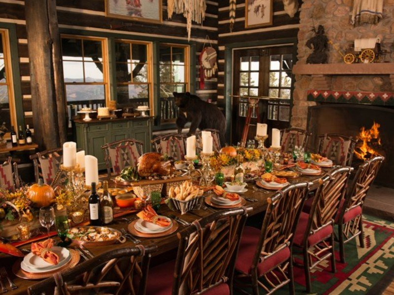 Thanksgiving at The Broadmoor