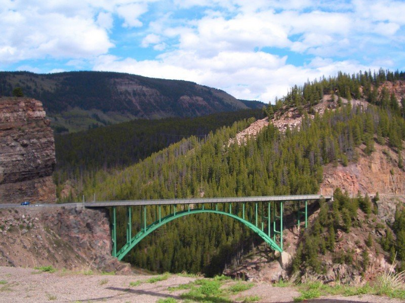 Top of the Rockies Byway