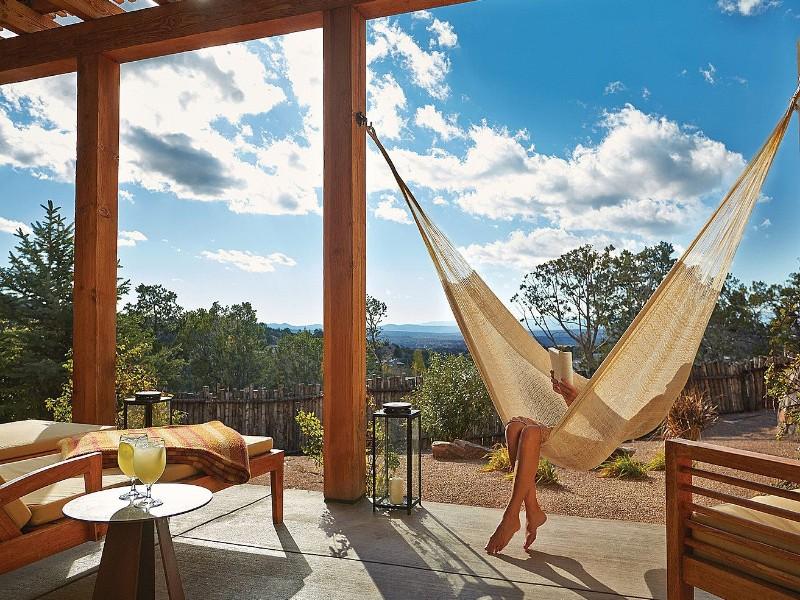 Hammock at Four Seasons Resort Rancho Encantado Santa Fe
