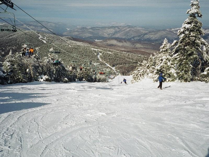 Killington Ski Resort, Vermont