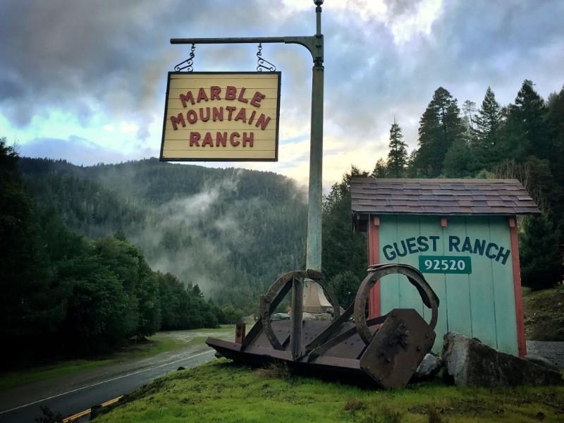 Marble Mountain Ranch, California