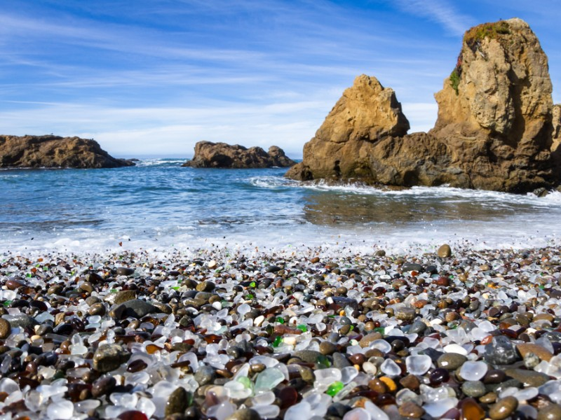 Glass Beach, Fort Bragg