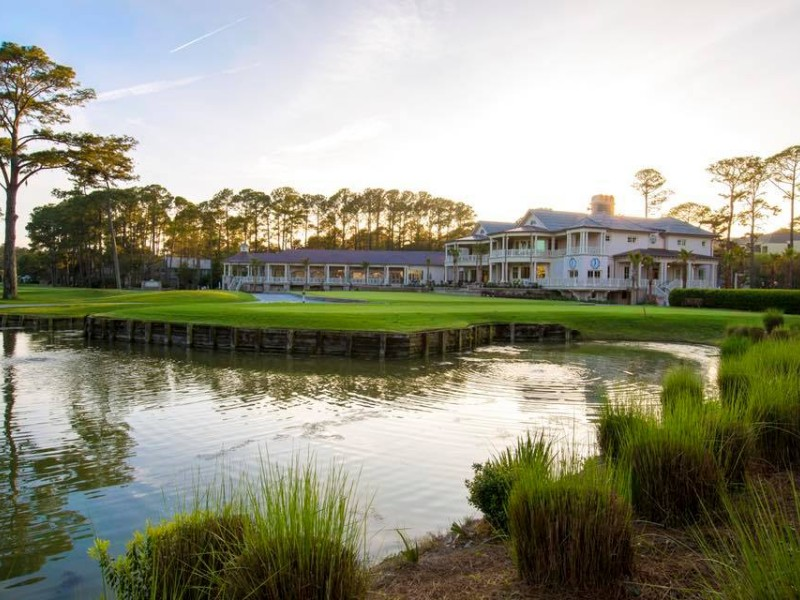The Inn and Club at Harbour Town has been rated the #1 luxury hotel in Hilton Head.
