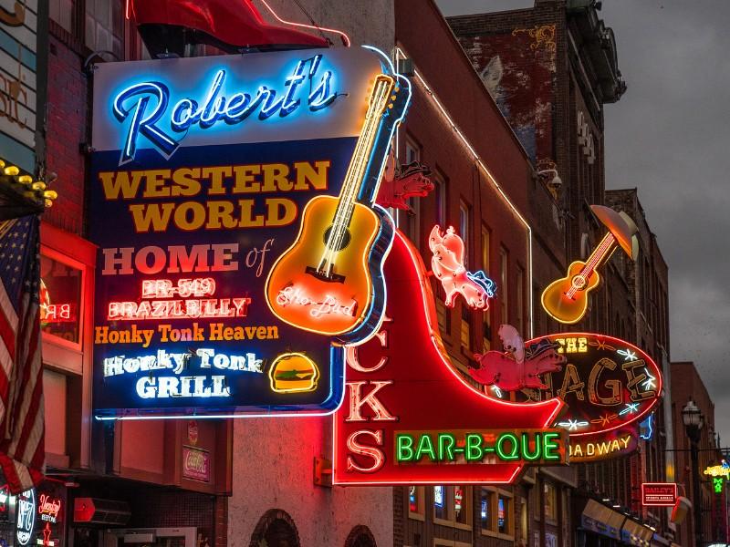 Nashville, also known as