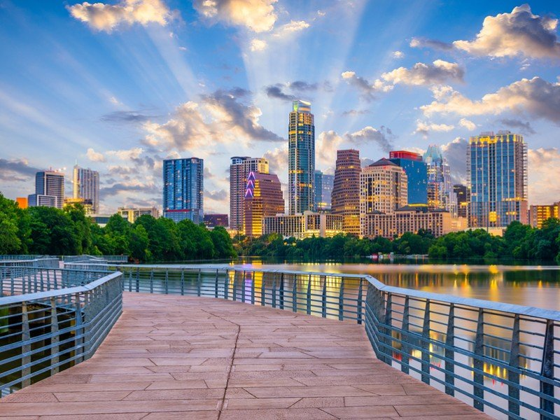 Austin, TX is known as the Live Music Capital of the World.