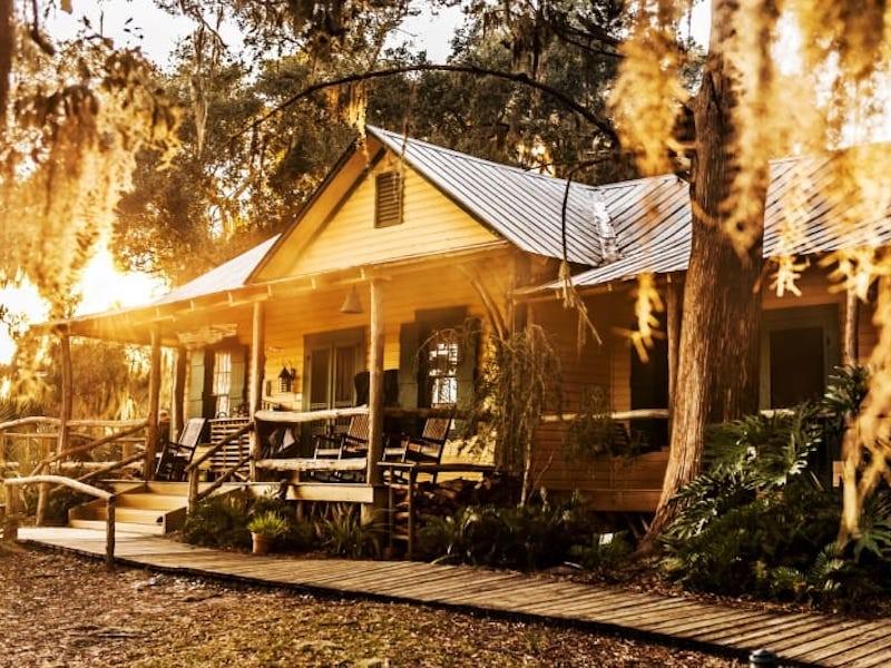 The Lodge on Little St. Simons Island, Georgia