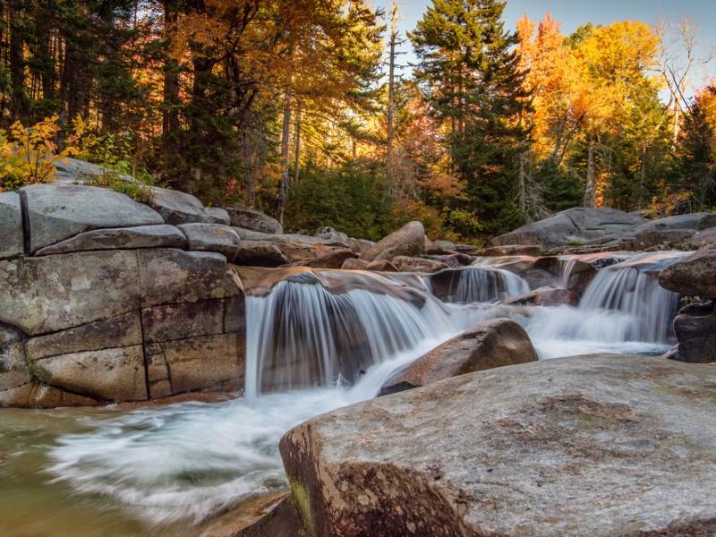 Mount Washington National Park in Bretton Woods