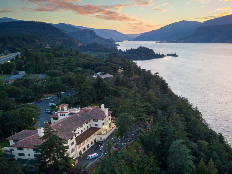 Columbia River Gorge Hotel & Spa
