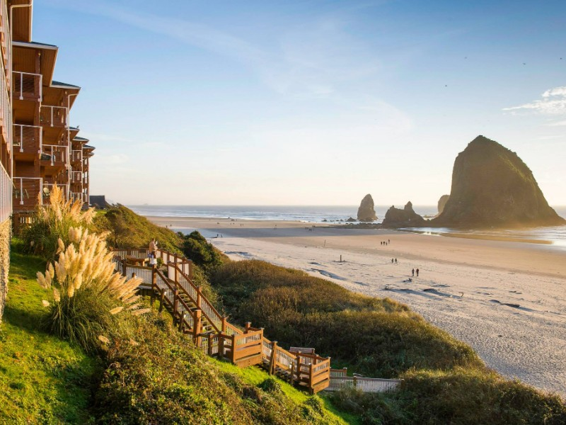 Hallmark Resort, Cannon Beach, Oregon