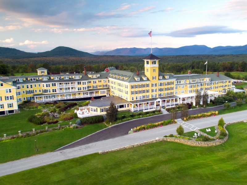 Mountain View Grand Resort & Spa, Whitefield, New Hampshire