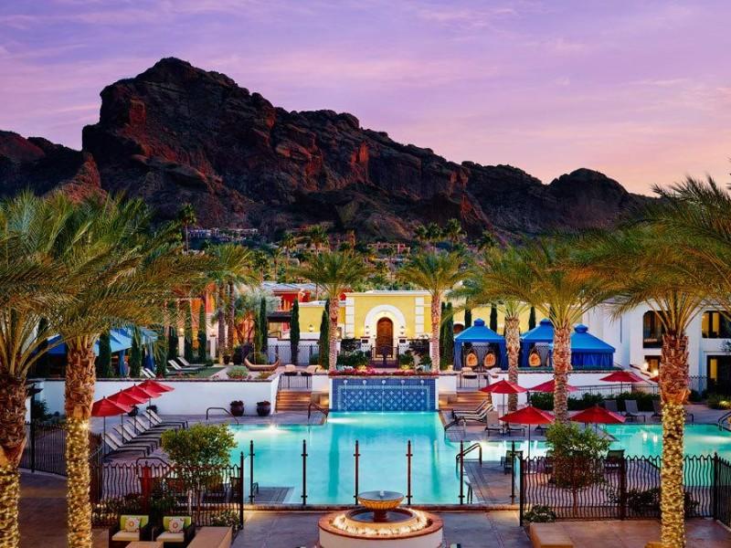 Omni Scottsdale Resort & Spa at Montelucia