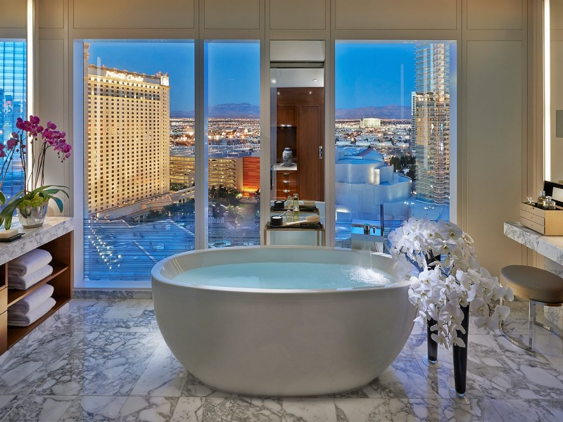 10 Hotels With The Best Views In Las Vegas 2021 With Prices Photos Trips To Discover
