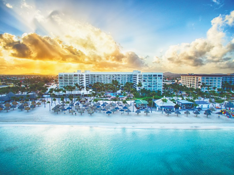 Aruba Marriott Resort Sunrise
