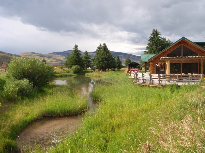 Red Rock Ranch, Jackson Hole