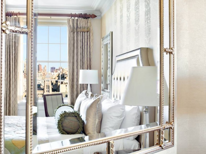 Room at The Pierre, A Taj Hotel, New York