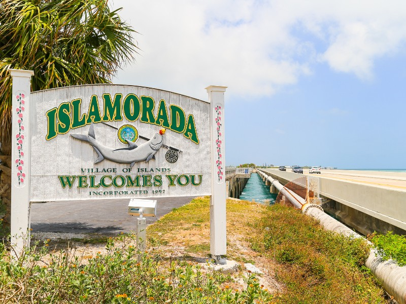 Islamorada is the perfect place to have a Florida Keys-esque vacation that's still family-friendly.