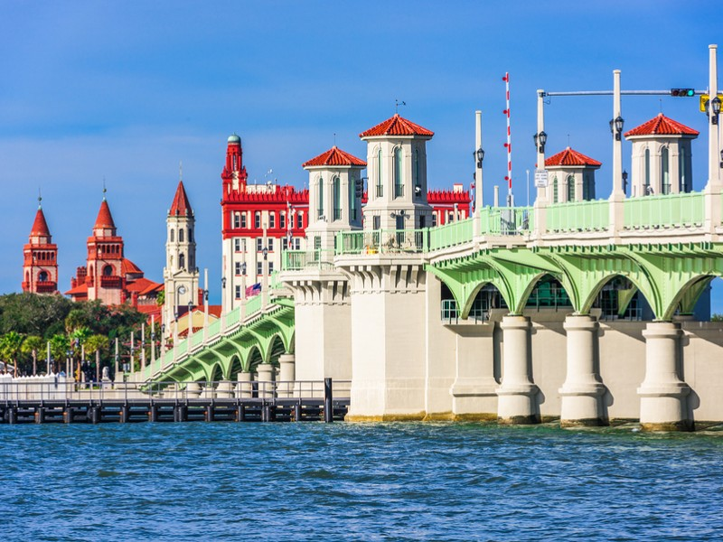 St. Augustine, FL is the oldest city in the country.