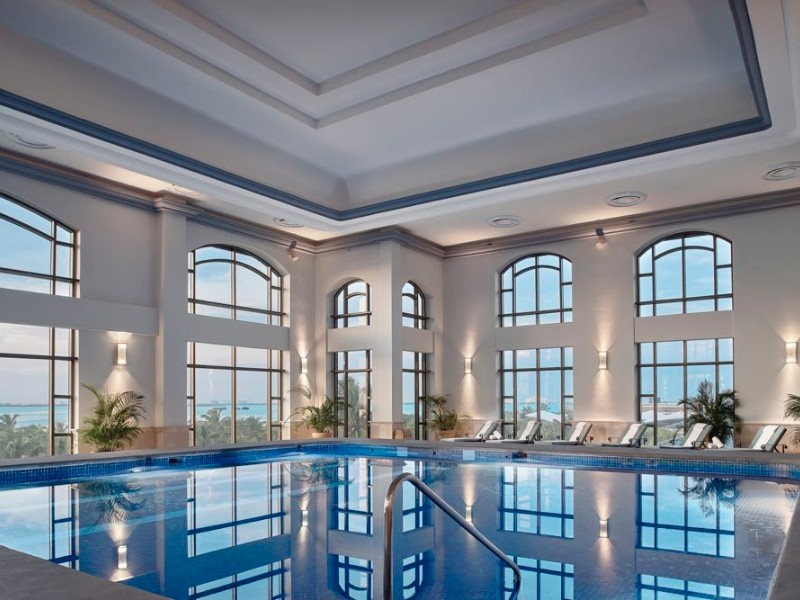 Pool at JW Marriott Cancun Resort & Spa