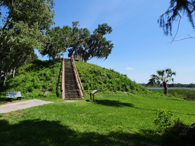 Crystal River Archaeological State Park