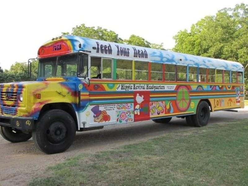 Airbnb Gypsy Love Bus, Nederland, Colorado