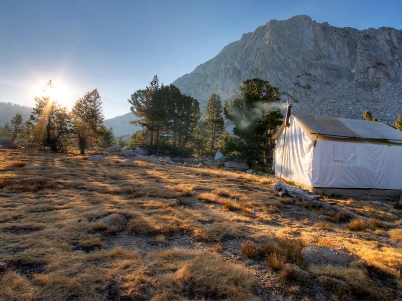 Yosemite High Sierra Camp
