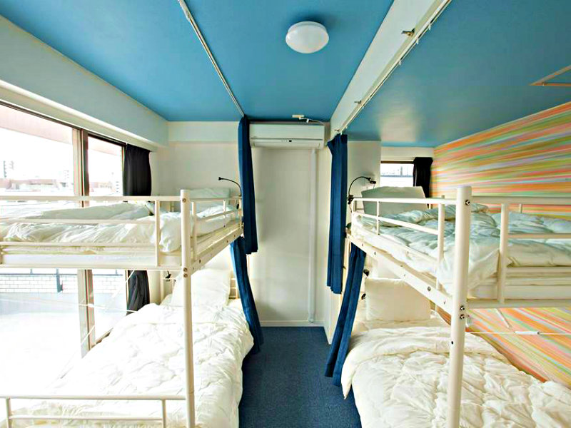 Pumpkey Hostel Tokyo