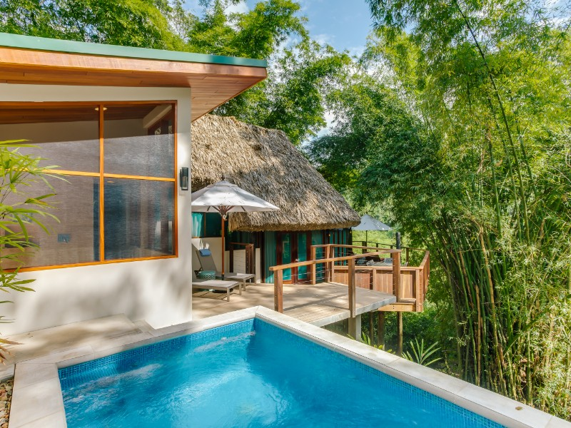 Chaa Creek Belize Tree Top Villas
