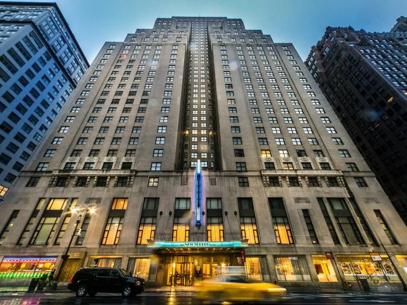 New Yorker Wyndham Hotel