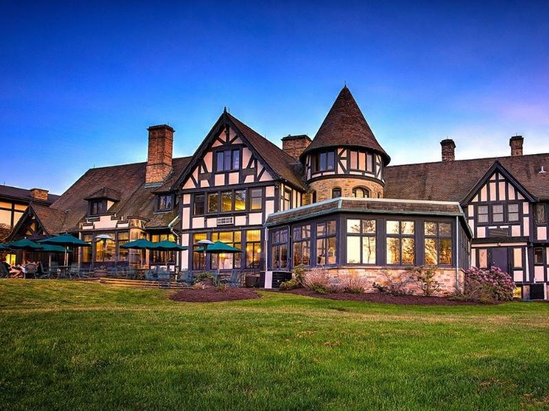 Punderson Manor Lodge, Newbury, Ohio