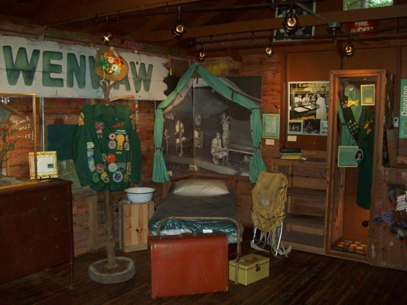 Camp Chowenwaw Park History Museum