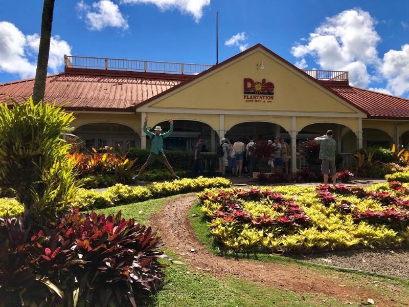 Dole Plantation tourist attraction