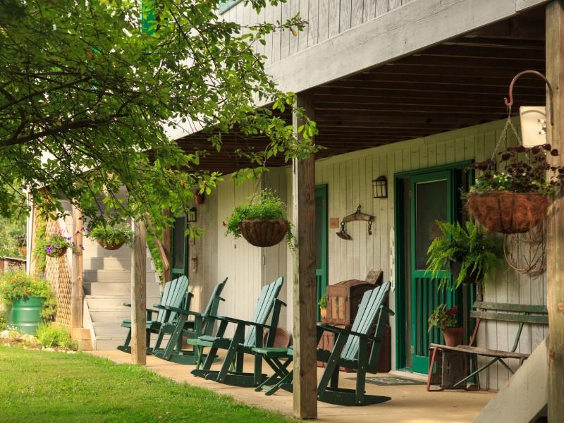 Inn & Spa at Cedar Falls, Logan