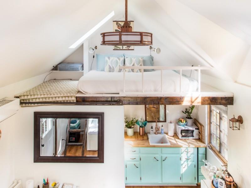 Dreamy Tiny House Airbnb in Nashville, TN