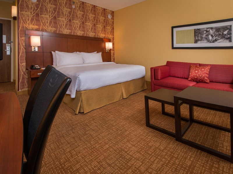 Courtyard by Marriott by Williamsburg Busch Gardens