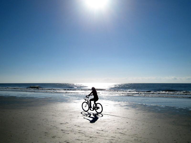 Biking in Hilton Head